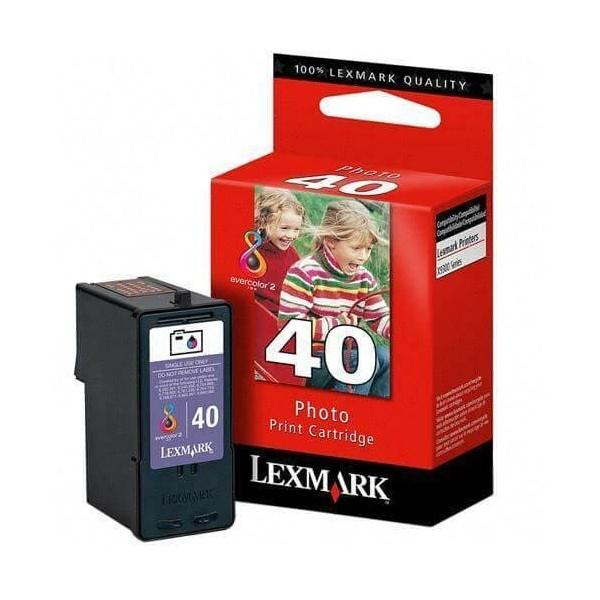 Original Lexmark N40 Ink Cartridge 18Y0340BR