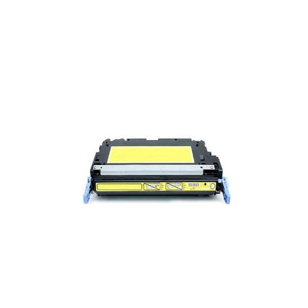 HP Q6472A Yellow Compatible Toner