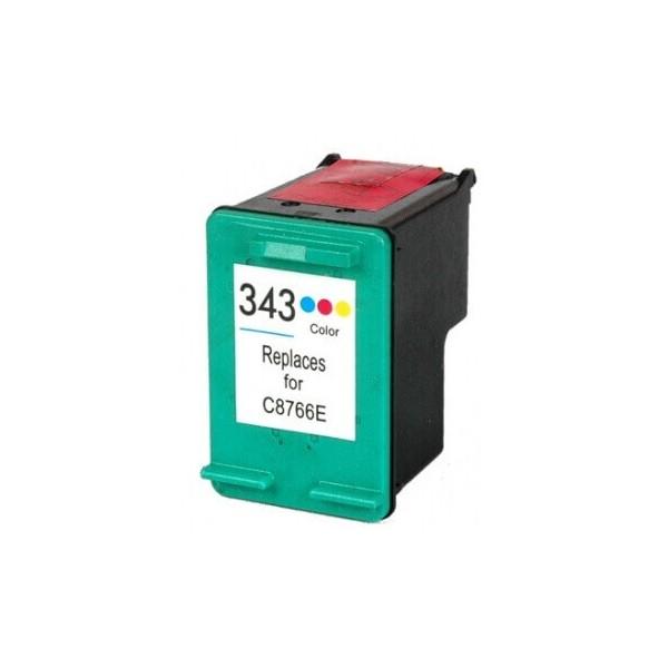 HP 343 Color C8766E Ink Cartridge Compatible