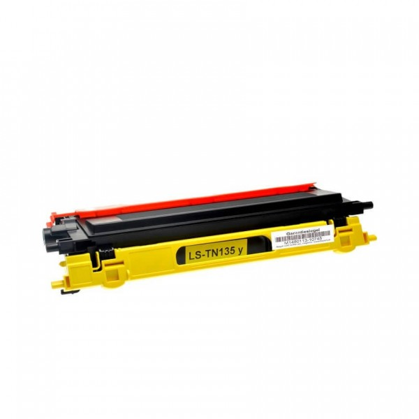 Brother TN135 Yellow Compatible Toner