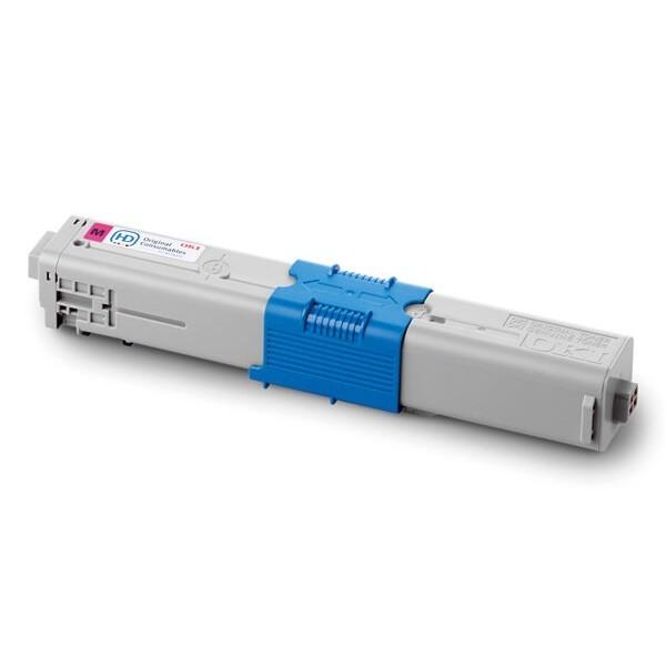 Compatible Toner Oki C530 Magenta 44469705