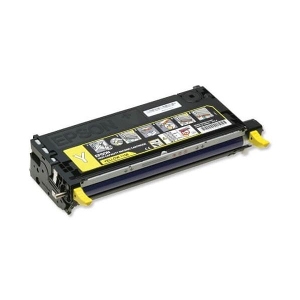 Compatible Toner Epson C2800 Yellow S051158