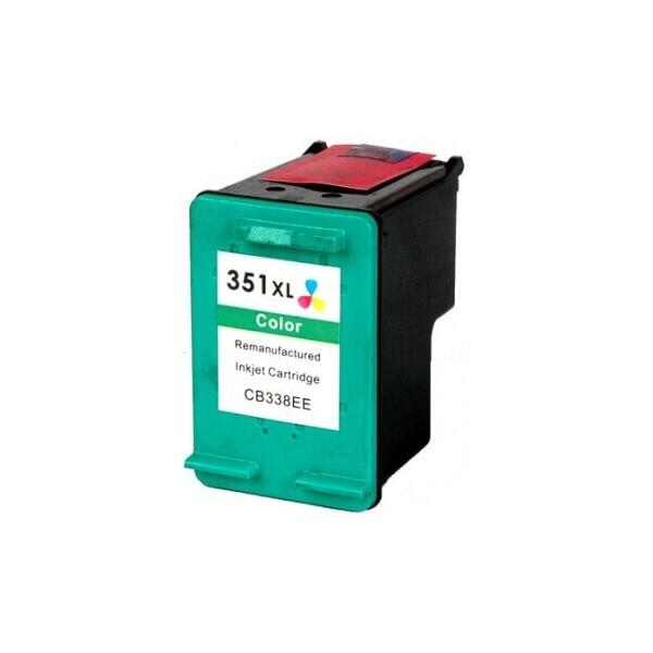 HP 351XL Color Ink Cartridge CB338E Compatible