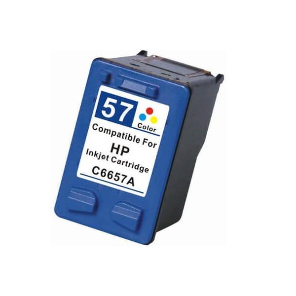 Tinteiro HP 57 Cores C6657A Compativel