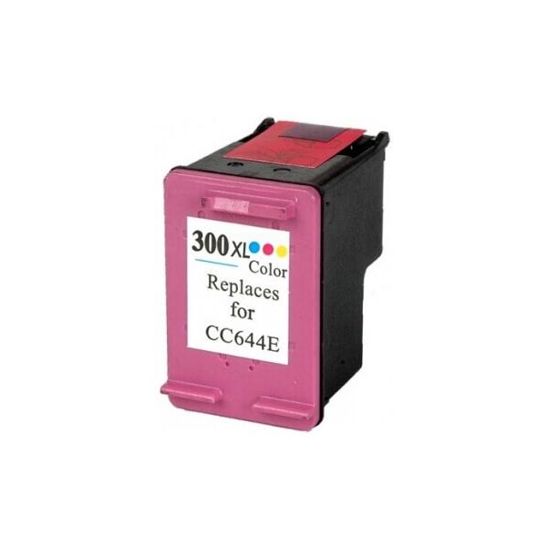 HP 300XL Color Ink Cartridge CC644E Compatible