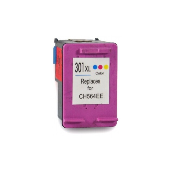 HP 301XL Color CH564EE Compatible Ink Cartridge