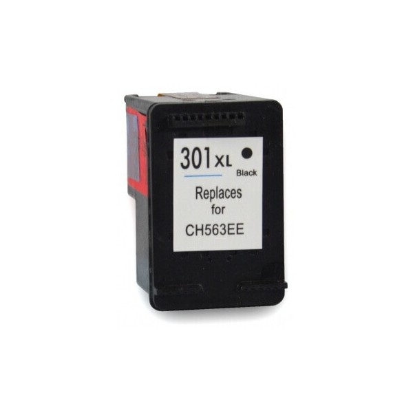 HP 301XL Black CH563EE Compatible Ink Cartridge