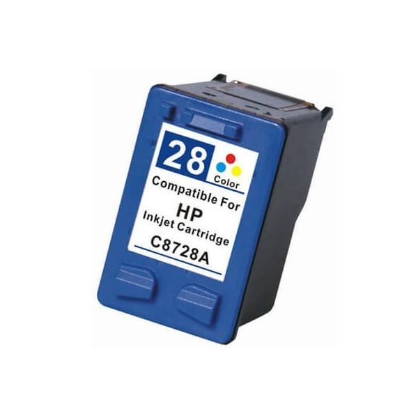 HP 28 Color C8728 Ink Cartridge Compatible