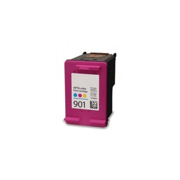 HP 901 XL Color Ink Cartridge CC656A Compatible