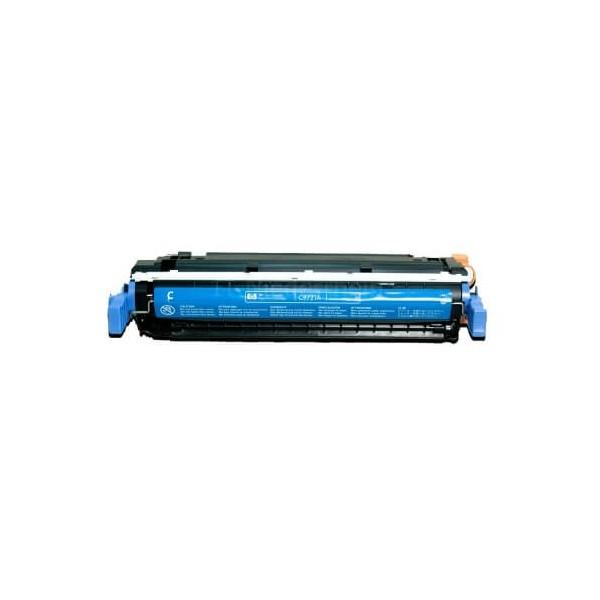 HP C9721A Blue 641A Compatible Toner