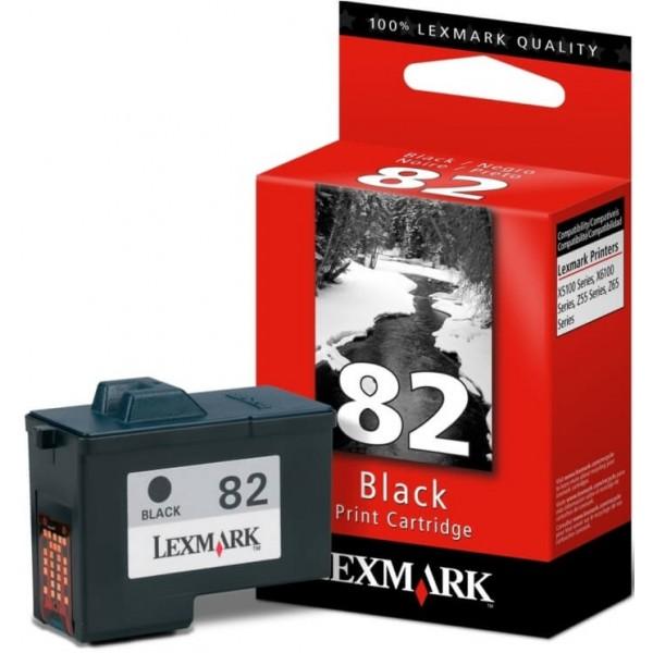 Lexmark 82 Black Ink Cartridge 18L0032 Compatible