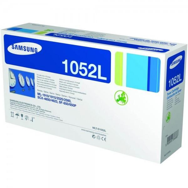 Original Samsung Toner MLT-D1052L Black