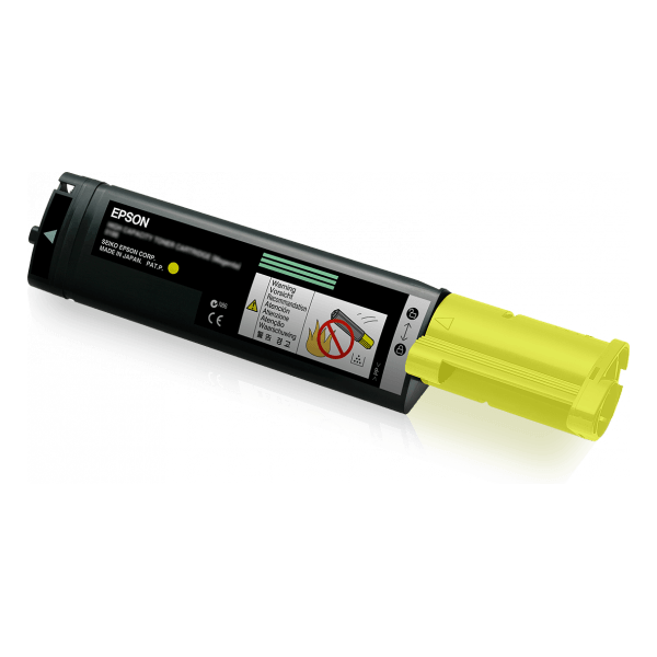 Epson C1100 Yellow Compatible Toner C13S050187