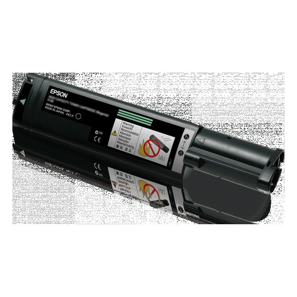 Epson C1100 Black Compatible Toner C13S050190