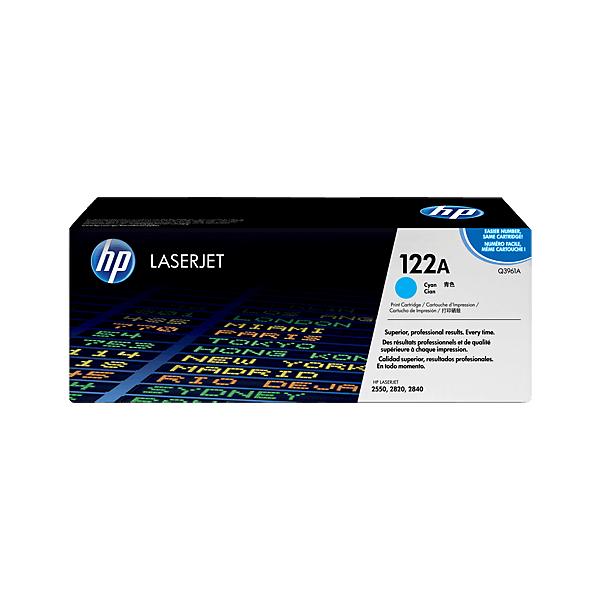 Original HP Q3961A Blue 122A Toner