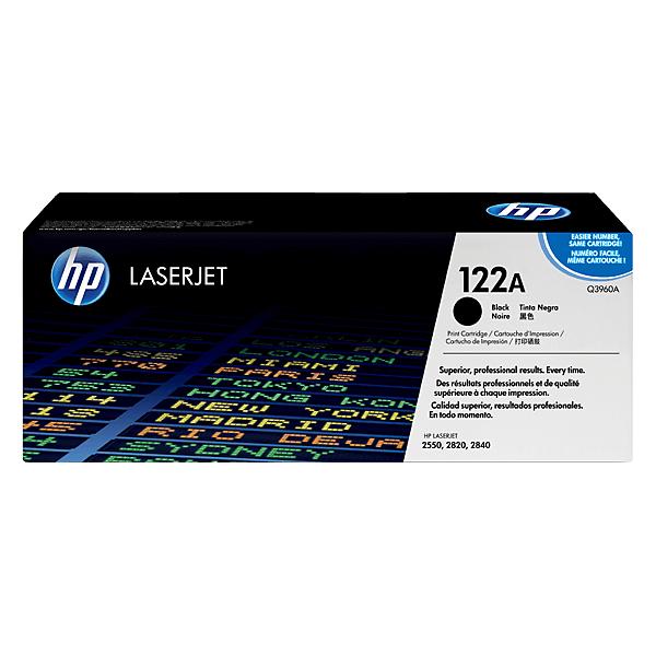 Original HP Q3960A Black 122A Toner