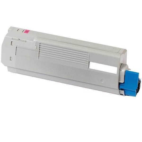 Oki C5700 Magenta Toner 43381906 Compatible