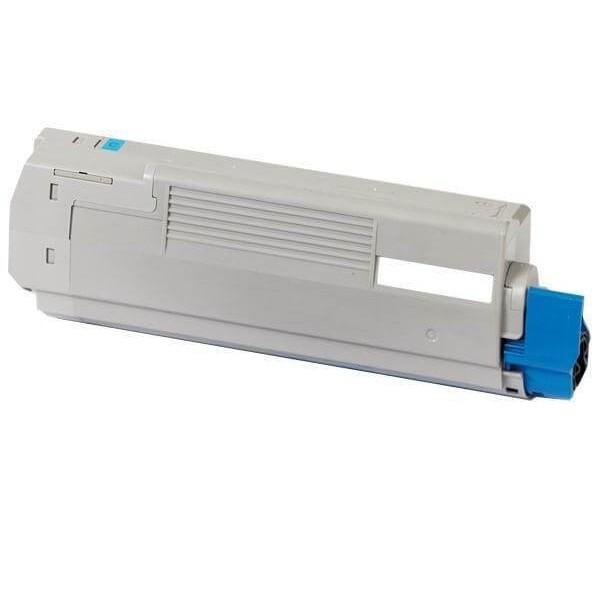 Compatible Toner Oki C5750 Blue 43872307