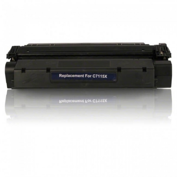 HP C7115X Black Compatible Toner