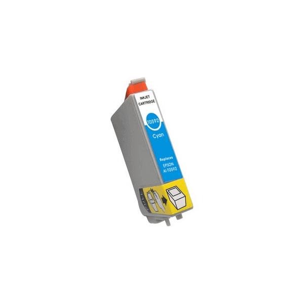 Ink Cartridge Epson T0592 Blue C13T05924010 Compatible