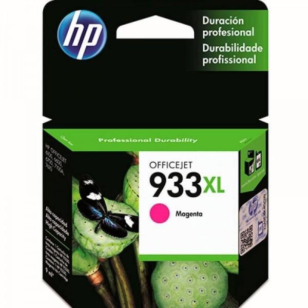 Original HP 933 XL Magenta Ink Cartridge CN055AE