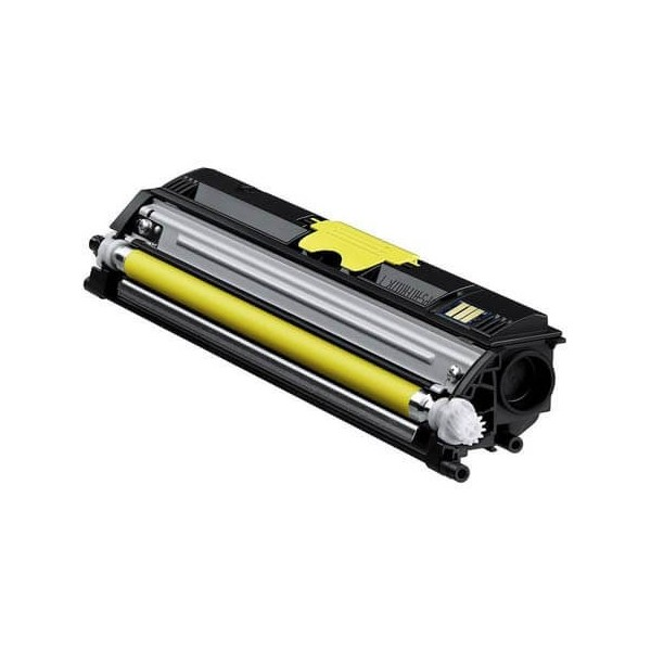 Compatible Toner Konica Minolta MC1600W Yellow A0V306H