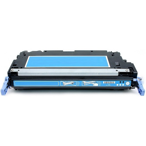 HP Q7581A Blue Compatible Toner