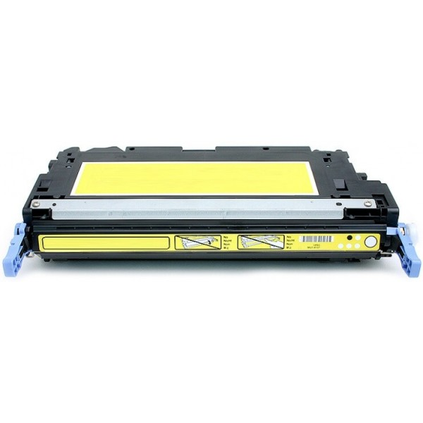 HP Q7582A Yellow Compatible Toner