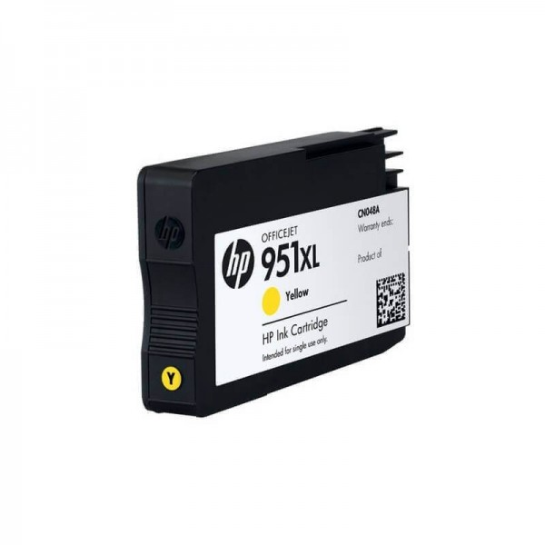 HP 951XL Yellow Compatible Ink Cartridge CN048A