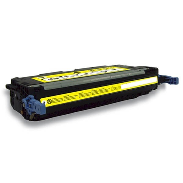 HP Q7562A Yellow Compatible Toner