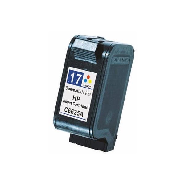 HP 17 XL Color Ink Cartridge C6625A Compatible