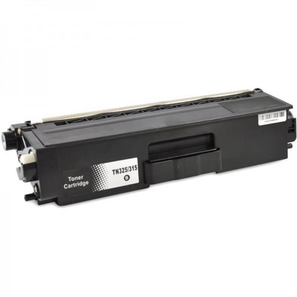 Brother TN325 Black Compatible Toner