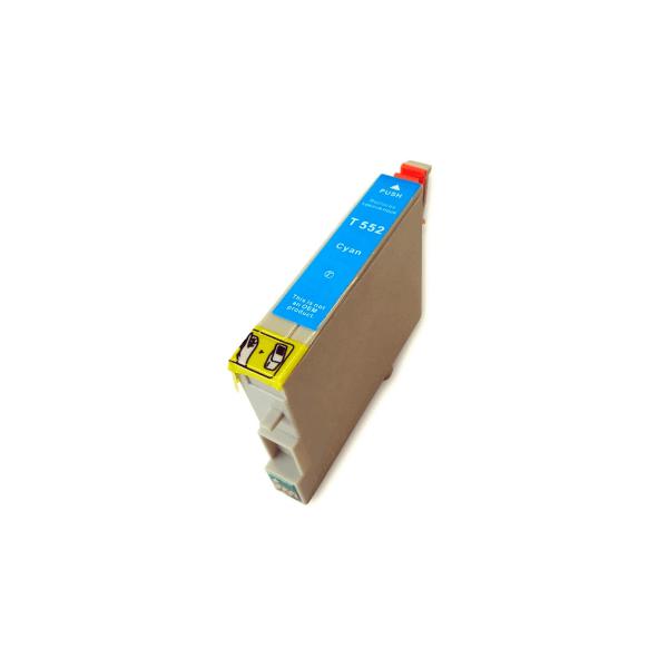 Ink Cartridge Epson T0552 Blue C13T05524020 Compatible