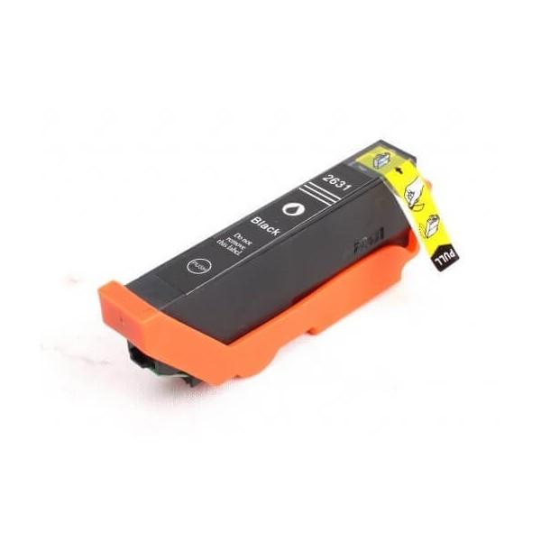 Epson T2631 Black Ink Cartridge C13T26314010 Compatible