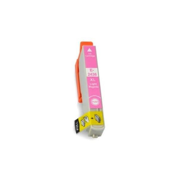 Epson T2436 Light Magenta Ink Cartridge C13T24364010 Compatible