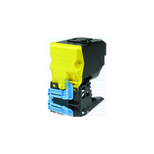 Compatible Toner Epson CX37 Yellow S050590