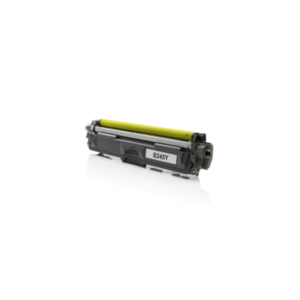 Brother TN245 Yellow Compatible Toner