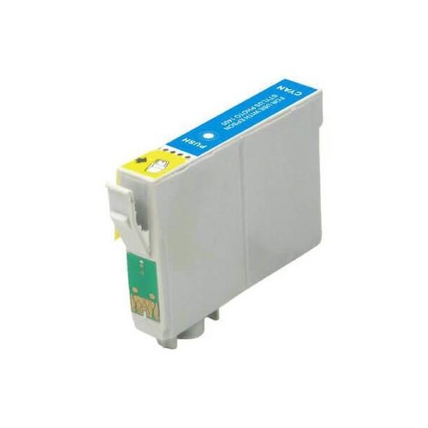 Ink Cartridge Epson T0712-T0892 Blue C13T07124020 Compatible
