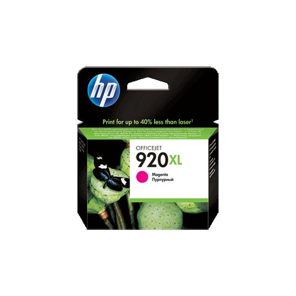 Original HP 920 XL Magenta CD973A Ink Cartridge
