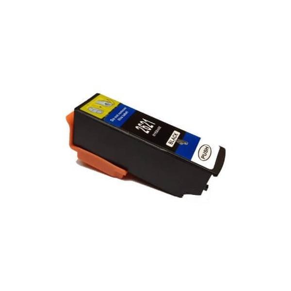Epson T2621 Black Ink Cartridge C13T26214010 Compatible