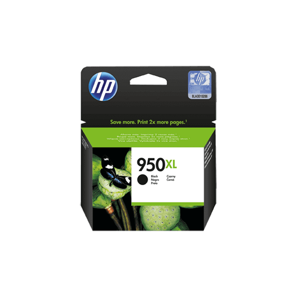 HP 950XL Black Ink Cartridge CN045A Original