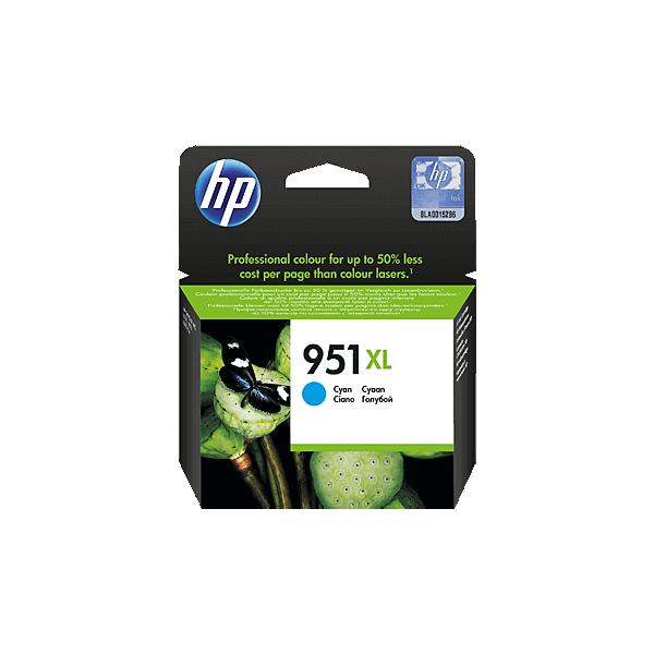 HP 951XL Blue CN046A Original Ink Cartridge