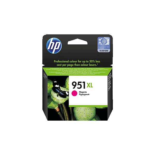 HP 951XL Ink Cartridge Magenta CN047A Original