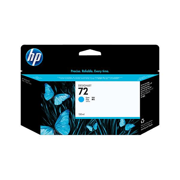 Original HP 72 Blue C9371A Ink Cartridge
