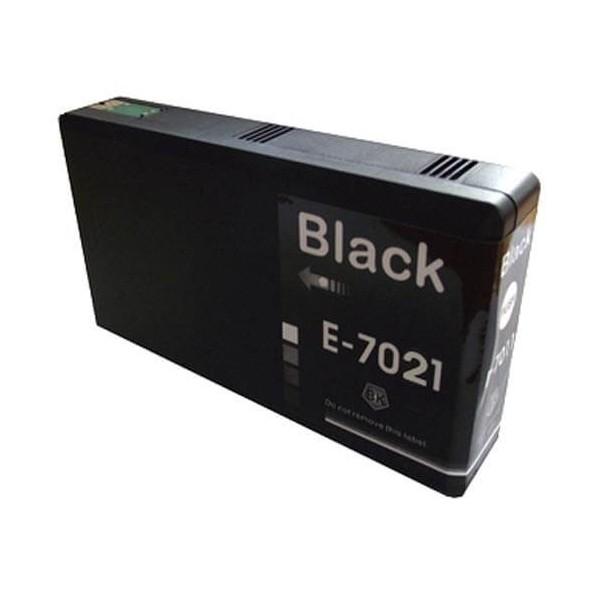 Epson T7021 Black Ink Cartridge C13T70214010 Compatible