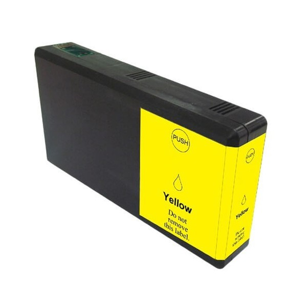 Ink Cartridge Epson T7034 Yellow C13T70344010 Compatible