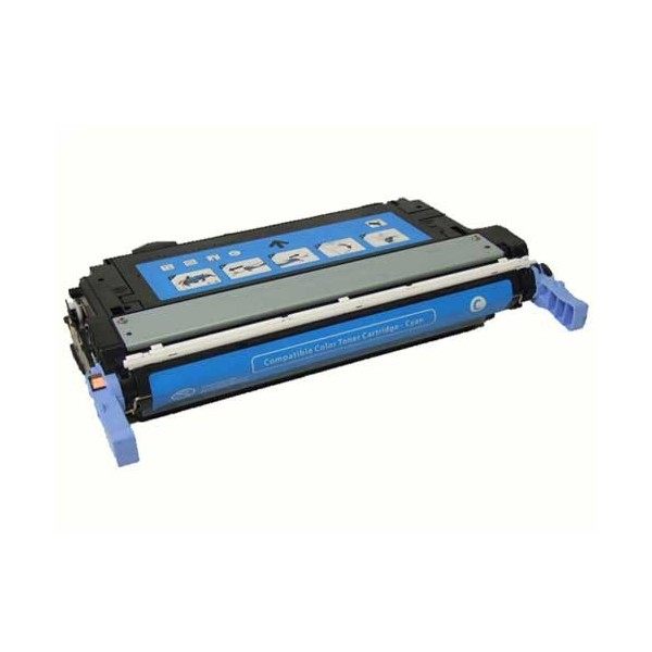 Compatible HP CB401A Blue 642A Toner