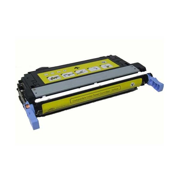 HP CB402A Yellow Toner 642A Compatible