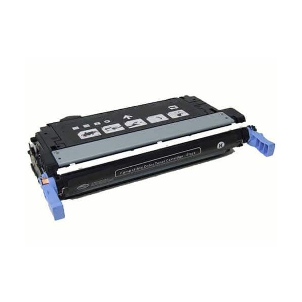 HP CB400A Black 642A Compatible Toner