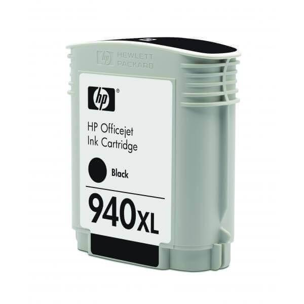 HP 940XL Black Ink Cartridge C4906A Compatible